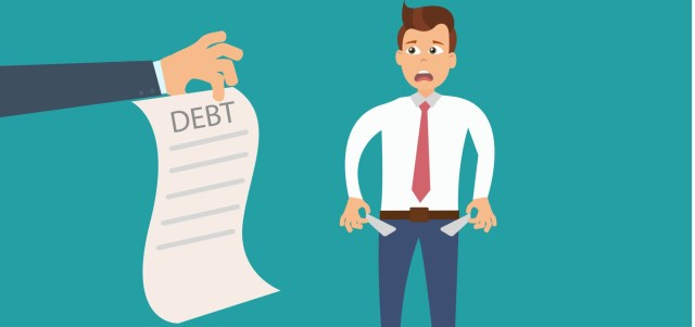 Get Rid Of Your Debt If You Want To Be Wealthy